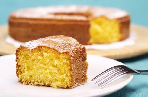 La ricetta della torta margherita veloce per la colazione