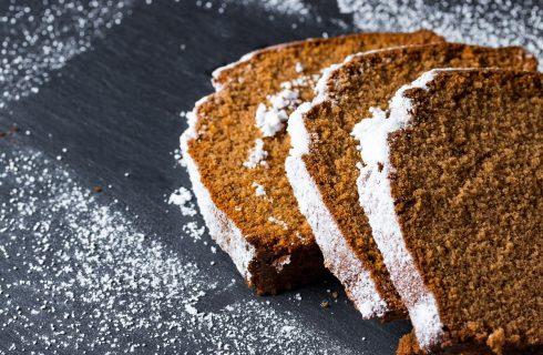 Gingerbread cake: la ricetta del dolce di Natale