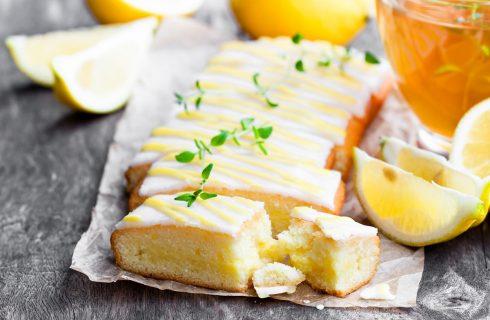 Plumcake panna e limone, la ricetta per la colazione