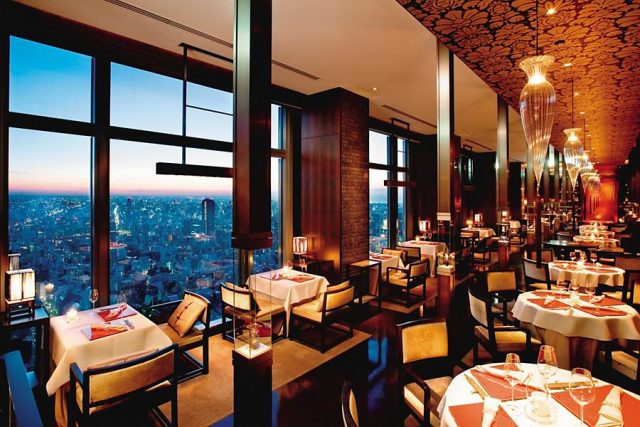 tokyo-Sense Tea Corner Mandarin Oriental