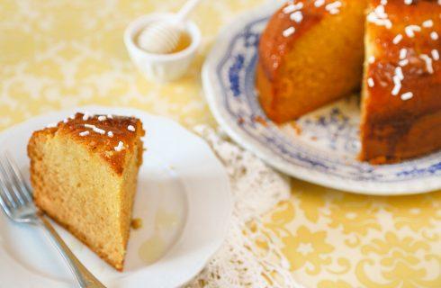 Torta al miele: per la colazione