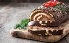 La ricetta del tronchetto di Natale senza cottura