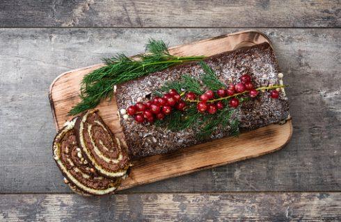 Il tronchetto di Capodanno da fare con il Bimby, la ricetta last minute