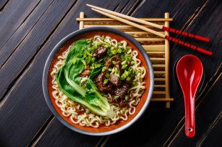 Ramen di manzo, un piatto corroborante orientale