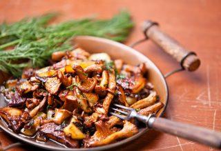 Finferli con patate: contorno prelibato