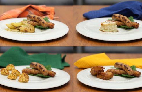 4 contorni di patate, le alternative alle classiche patatine fritte