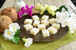 Budino hawaiano al cocco da fare con il bimby, gusto esotico
