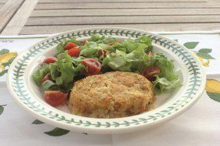 Burger vegetariani con i ceci: preparateli con il bimby