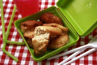 Bimby: ecco i calzoni fritti ripieni di mortadella