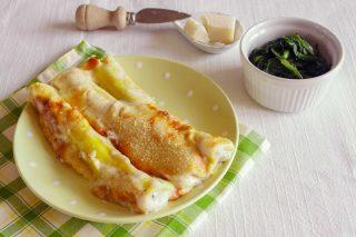 Cannelloni agli spinaci con il bimby, per il pranzo della domenica