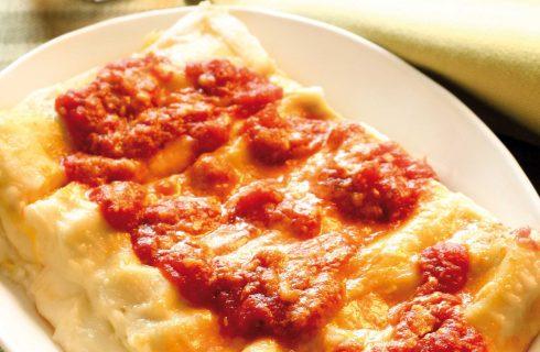 Cannelloni alla napoletana con il bimby, la tradizione si fa semplice