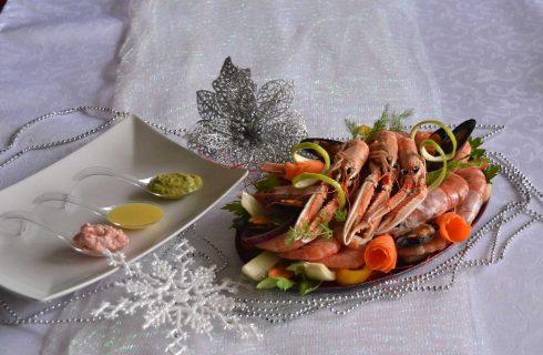 Catalana di crostacei da preparare con il bimby