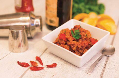 Chili con tempeh, la versione vegana di un classico americano