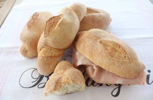 Ciriole alla romana, il pane fatto in casa con il bimby