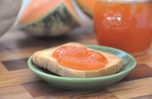 Confettura al melone da fare con il bimby: conserve estive