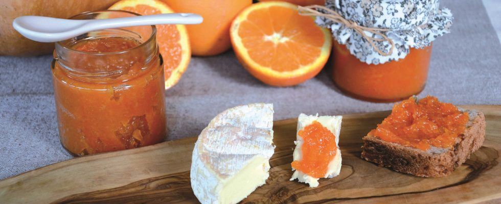 Confettura di arance e zucca; conserve da fare con il bimby