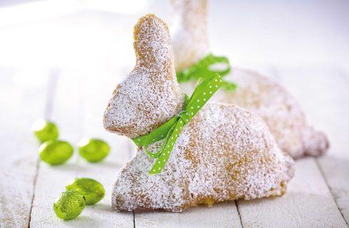 Bimby: ecco i coniglietti pasquali con zucchero a velo