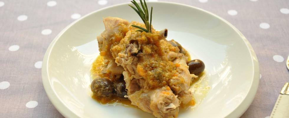 Coniglio alla cacciatora: piatto tradizionale da preparare con il bimby