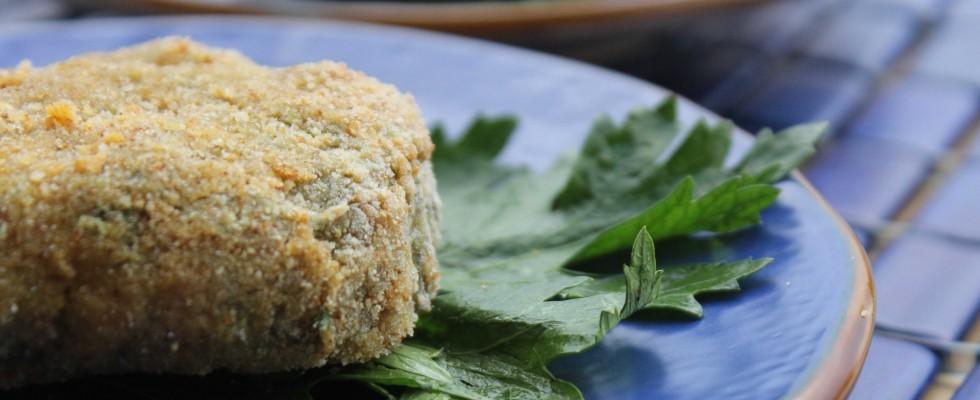 Cotolette di spinaci e pollo: farle con il bimby è semplicissimo