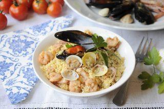 Cous cous di mare, pranzo leggero con il bimby