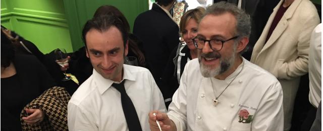 Firenze: com'è la Gucci Osteria di Bottura