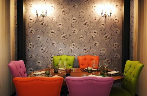 Giulia Restaurant, Roma