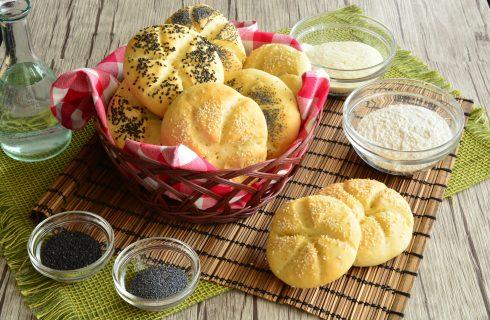 Kaisersemmel: il pane viennese è semplice da fare con il bimby