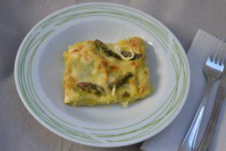 Lasagne con burrata e asparagi: fatevi aiutare dal bimby