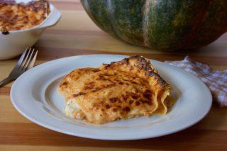 Cucina autunnale: le lasagne zucca e taleggio, preparatele con il bimby