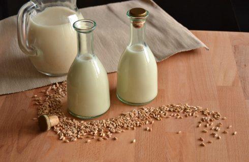 Latte di farro: cucina vegana con il bimby