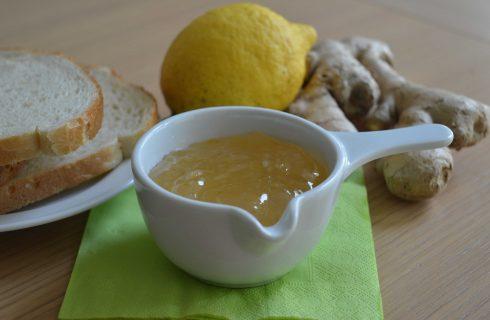 Marmellata ai limoni con zenzero fresco: fatta con il bimby