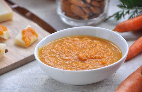 Marmellata di carote con le mandorle: più facile con il bimby