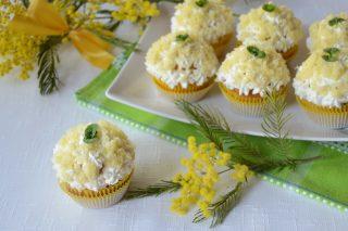 Mimose mignon: più facili con il bimby