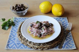 Moscardini in bianco, la ricetta con il bimby