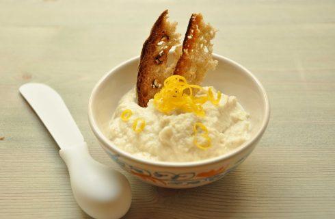 Mousse di baccalà al latte: ricetta con il bimby