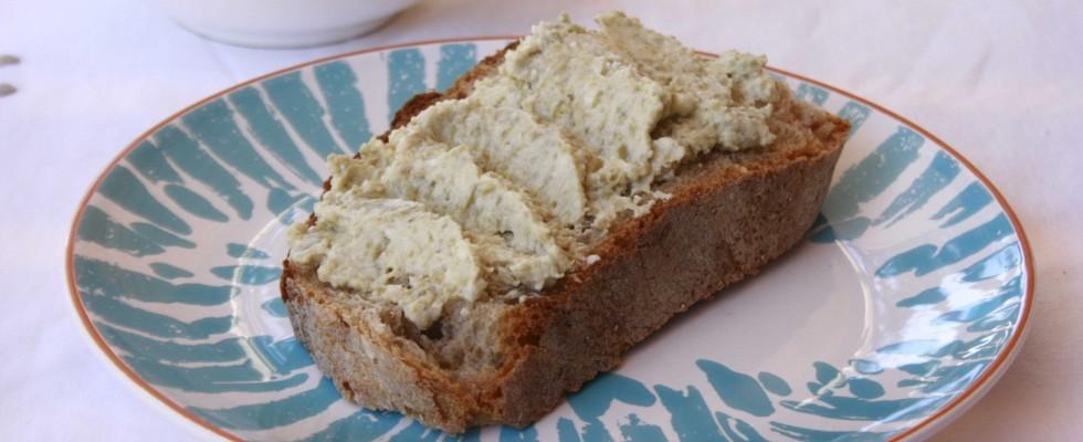 Mousse di olive verdi da fare con il bimby