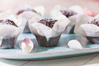 Muffin al cioccolato, la variante con il bimby