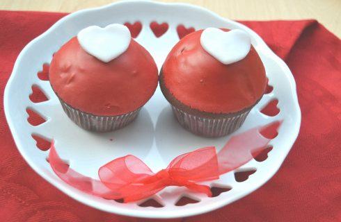 Bimby: ecco i muffin di San Valentino al peperoncino