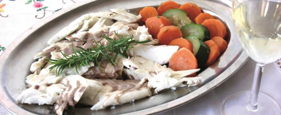 Orata al sale con rosmarino: variante con il bimby