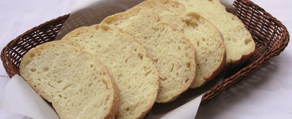 Pagnotta di grano duro, questa si prepara con il bimby