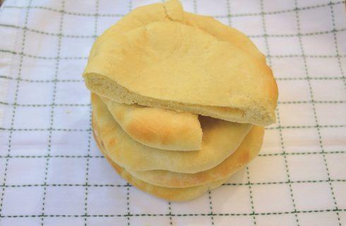 Pane indiano naan, variante con il bimby