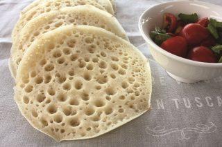 Pane lahuh , ricetta dello Yemen con il bimby