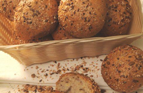 Panini ai cereali: ricetta con il bimby