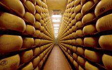Il Parmigiano Reggiano trionfa a Londra