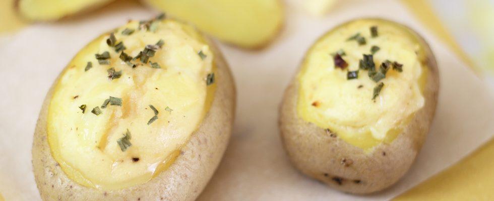 Patate ripiene vegetariane: ecco la ricetta