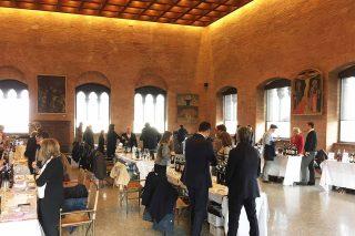 Wine & Siena, una degustazione tra le sale dei palazzi storici