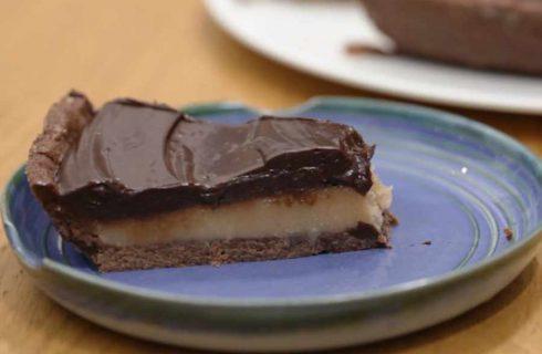 Torta cioccolato e caramello, un dessert raffinato
