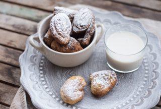 Biscotti fritti, perfetti per la colazione