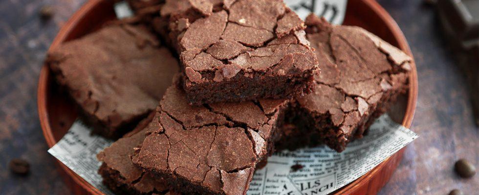 Brownies al caffé: uno tira l'altro