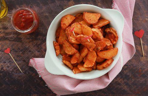 Patate alla paprika: contorno saporito
